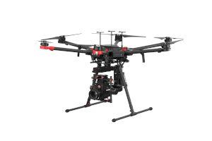 Dron DJI Matrice 600 Pro 3