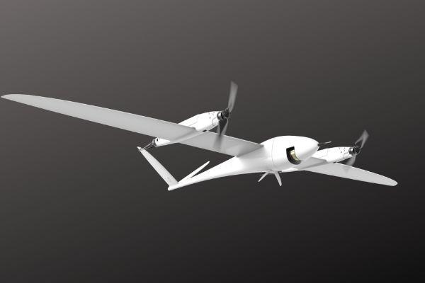 Dron Quantum-Systems Tron F90+