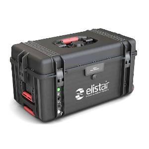 Akcesoria do dronów. System dronów na uwięzi Elistair Safe-T