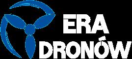 Logo Era Dronów sprzęt usługi szkolenia wdrożenia
